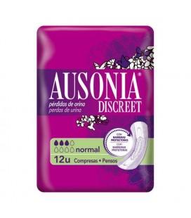 Compresses pour Incontinence Normal Ausonia (12 uds)