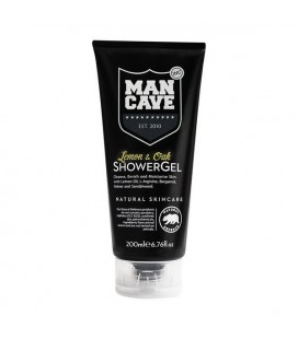 Gel de douche Body Care Lemon & Oak Mancave (200 ml)