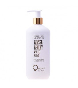 Gel de douche White Musk Alyssa Ashley (500 ml)