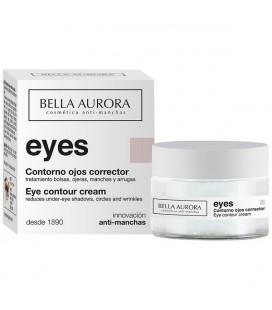 Crème pour le contour des yeux Bella Aurora (15 ml)