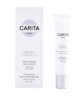 Crème pour le contour des yeux Ideal Hydratation Carita (15 ml)