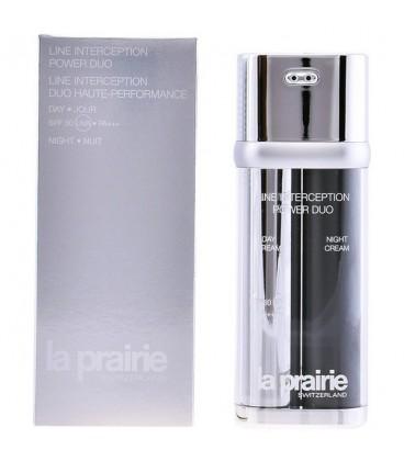 Crème antirides Line Interception Duo La Prairie Spf 30 (50 ml)