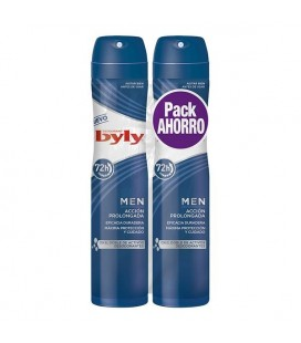 Spray déodorant For Men Byly (2 uds)
