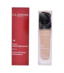 Base de maquillage liquide Teint Clarins Spf 15 (30 ml)