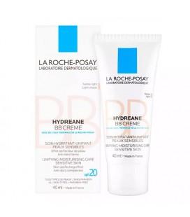 Crème Hydratante avec Couleur Hydreane Bb Crème La Roche Posay Spf 20 (40 ml)
