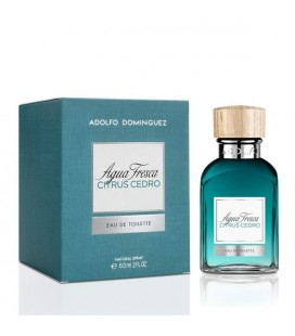 Parfum Homme Agua Fresca Citrus Cedro Adolfo Dominguez EDT