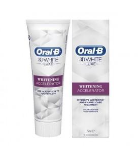 Accélérateur de Blanchissement 3d White Luxe Oral-B (75 ml)