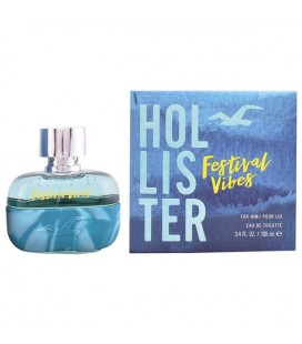 Parfum Homme Festival Vibes For Him Hollister EDT
