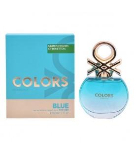Parfum Femme Colors Blue Benetton EDT (50 ml)
