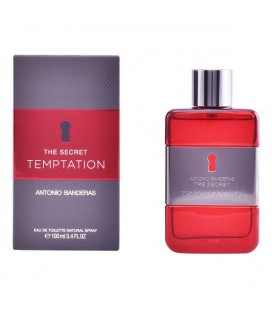Parfum Homme The Secret Temptation Antonio Banderas EDT (100 ml)