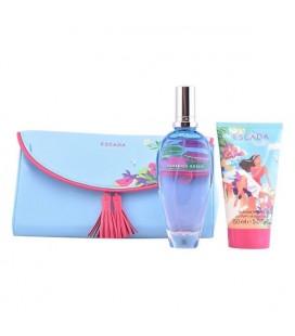 Set de Parfum Femme Sorbetto Rosso Escada (3 pcs)