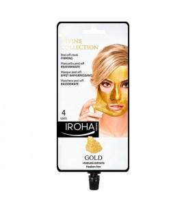 Masque facial Peel Off Gold Iroha
