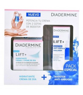 Set de Cosmétiques Femme Lift + Hyaluron Diadermine (2 pcs)
