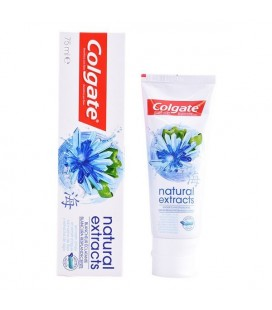 Dentifrice Blanchissant Natural Extracts Colgate (75 ml)