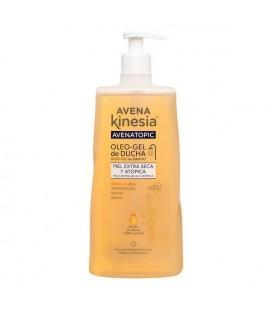 Gel de douche Topic Avena Kinesia (550 ml)