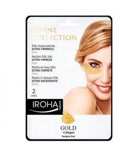 Patchs pour le contour des yeux Gold Iroha (2 uds)