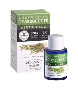 Huile hydratante Tea Tree Voland Nature (15 ml)