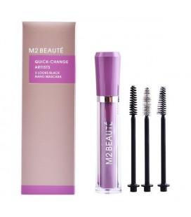 Mascara pour cils 3 Looks M2 Beauté (6 ml)