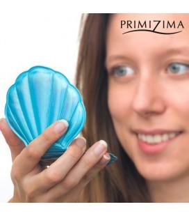 Double Miroir de Poche Coquillage de Mer Primizima