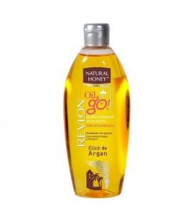 Huile corporelle Elixir De Argan Oil & Go Natural Honey