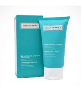 Gel exfoliant visage anti-taches Enzymatic Peeling Bella Aurora