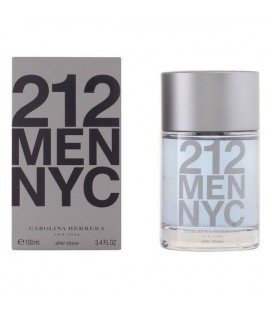 Lotion après-rasage 212 Men Carolina Herrera