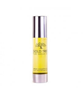 Huile visage Pure Argan Gold Tree Barcelona