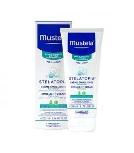 Crème hydratante Stelatopia Mustela