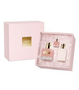 Set de Parfum Femme Donna Valentino (3 pcs)