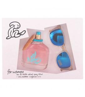 Set de Parfum Femme El Niño El Niño 77302 (2 pcs)