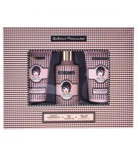 Set de Parfum Femme Prometo Serte Fiel Dolores Promesas 140533 (3 pcs)