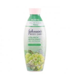 Gel douche au raisin revitalisant Vita-rich Johnson's 11067