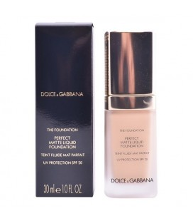 Fonds de teint liquides The Foundation Dolce & Gabbana Spf 20