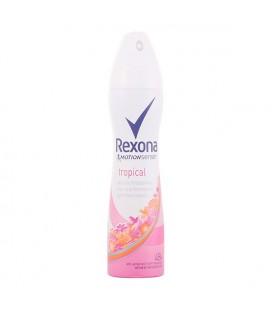 Spray déodorant Tropical Rexona (200 ml)