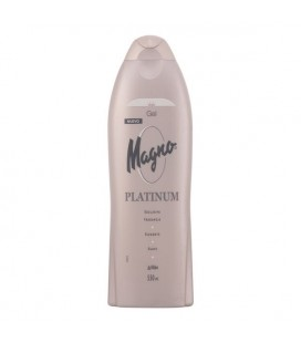 Gel de douche Platinum Magno (550 ml)