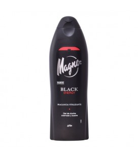 Gel de douche Black Magno (550 ml)