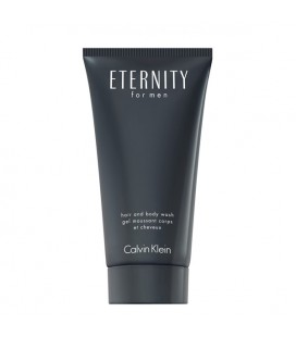 Gel et shampooing Eternity For Men Calvin Klein (200 ml)