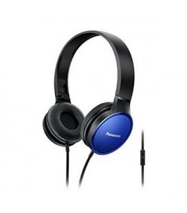 Casques avec Microphone Panasonic RP-HF300ME Serre-tête