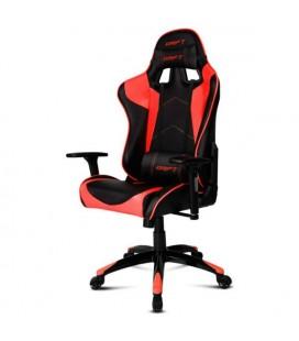 Chaise de jeu DRIFT DR300BR 90-160º Mousse Noir Rouge