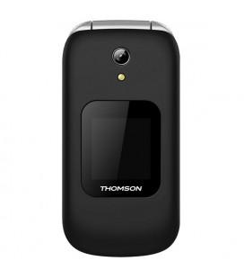 """Téléphone portable pour personnes âgées Thomson 223167 2,4"""""""" SMS MP3 USB Bluetooth 2 mpx"""