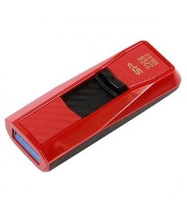 Clé USB Silicon Power B50 32 GB Rouge Noir