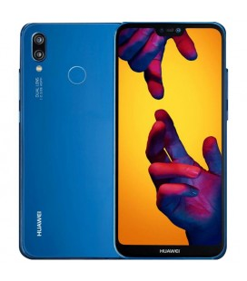 "Smartphone Huawei P20 Lite 5,84"""" Octa Core 4 GB RAM 64 GB Bleu"