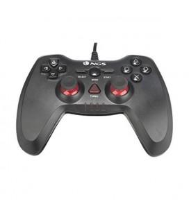 Contrôle des jeux NGS NGS-GAMING-0015 PC/PS3 USB LED Noir