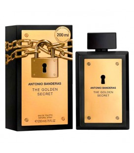 Parfum Homme The Golden Secret Antonio Banderas EDT