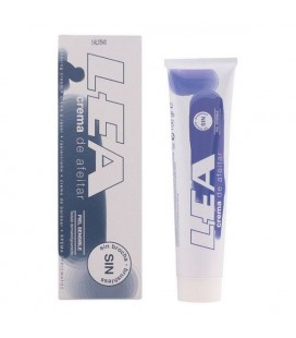 Crème de rasage Sensitive Skin Lea