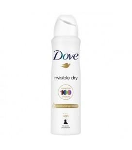 Déodorant en Spray Invisible Anti-Taches 48h Dove (200 ml)