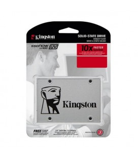 "Disque dur Kingston SSDNow SUV400S37 2.5"""" SSD 480 GB Sata III"