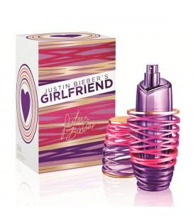 Parfum Femme Girlfriend Justin Bieber EDP