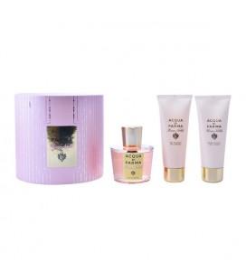 Set de Parfum Femme Rosa Nobile Acqua Di Parma (3 pcs)