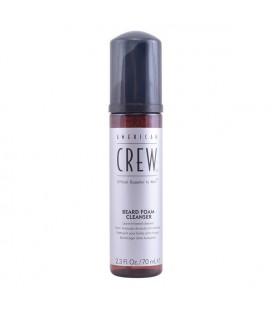 Mousse nettoyante Beard American Crew (70 ml)